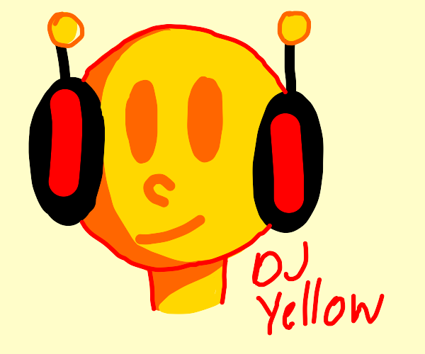 Yellow DJ