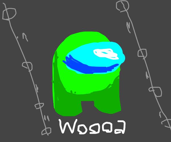 among us character named woooa