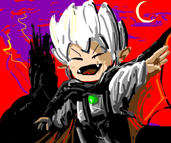 cute anime vampire boy