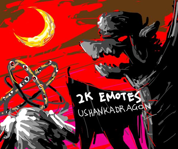 2k emotes for UshankaDragon