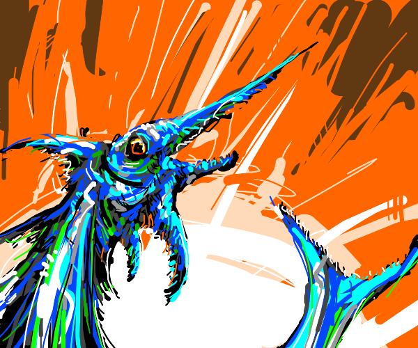 Mystical Swordfish