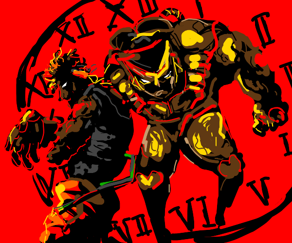 Dio stops time