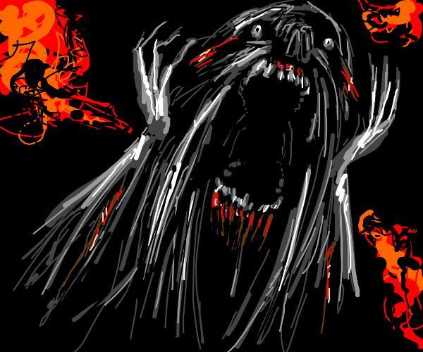 Screaming Ghost