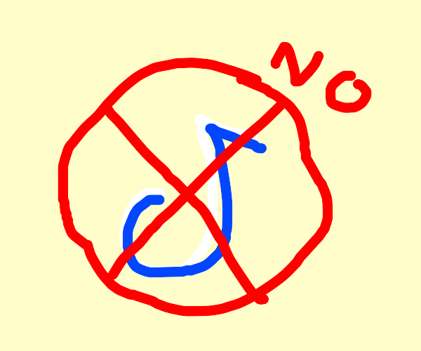 No TikTok