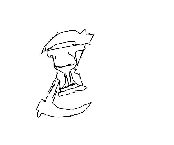 Death hourglass (jeeepers creepers)