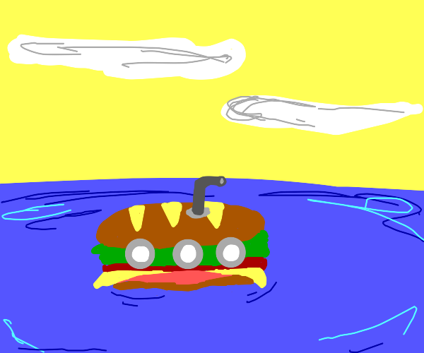 a sub(marine) sub (sandwich)