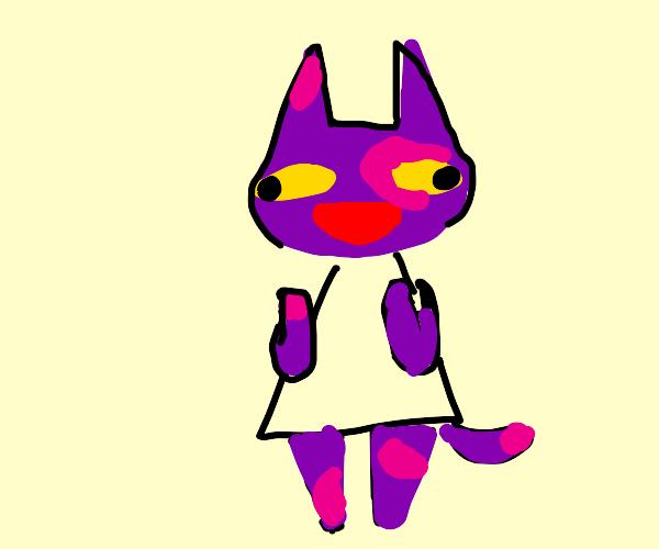 Cat Tom (Animal crossing)