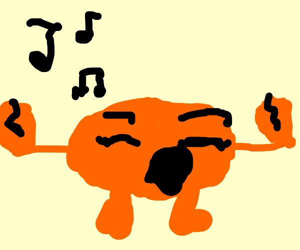 singing crab