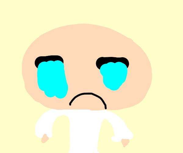 guy sad for no reason