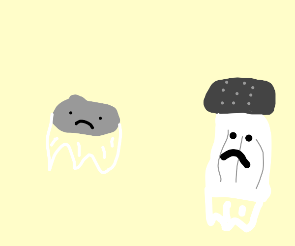 rock and salt ghost