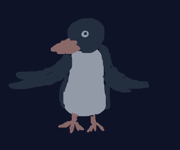 penguin thing