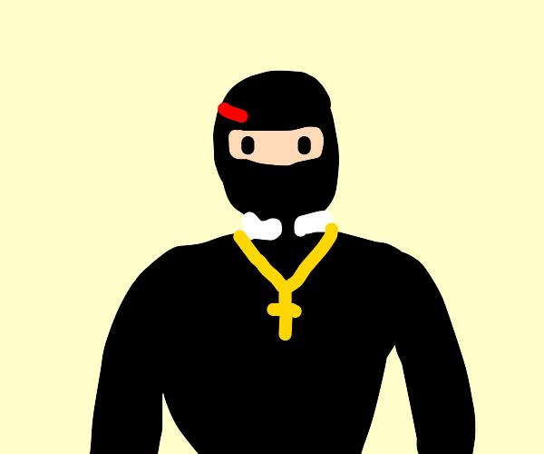 ninja priest