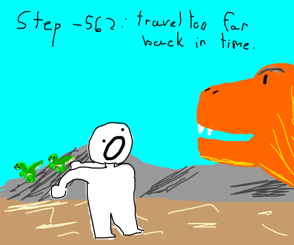 Step 4: Time travel a day later