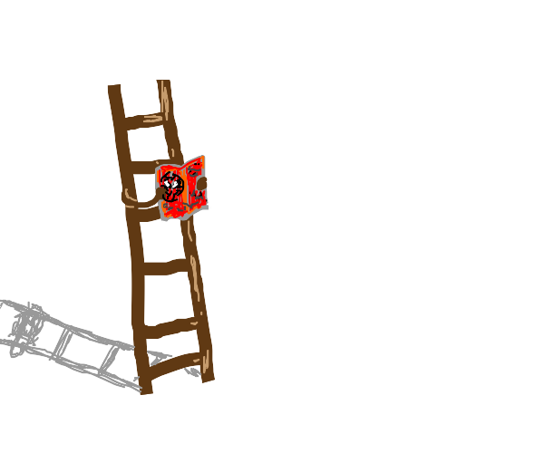 ladder reads commics