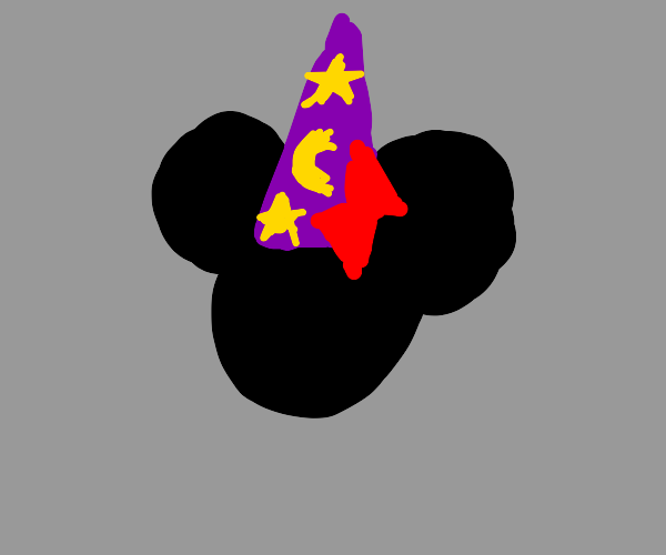 Minnie Mouse Magician
