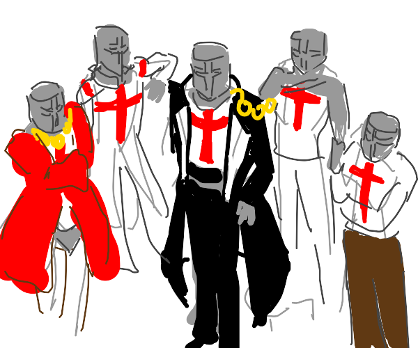 Stardust actual Crusaders