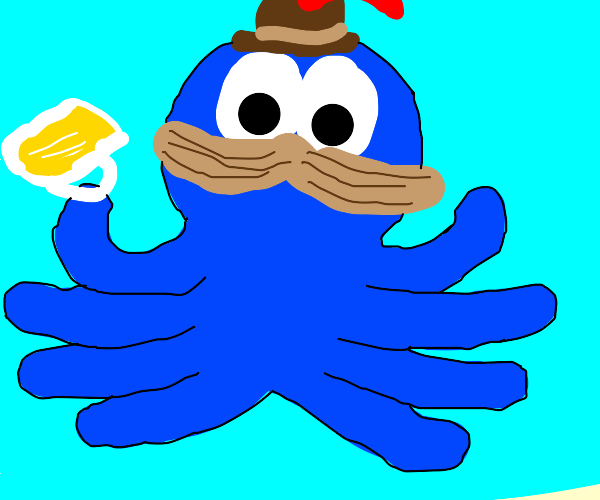 German octopus