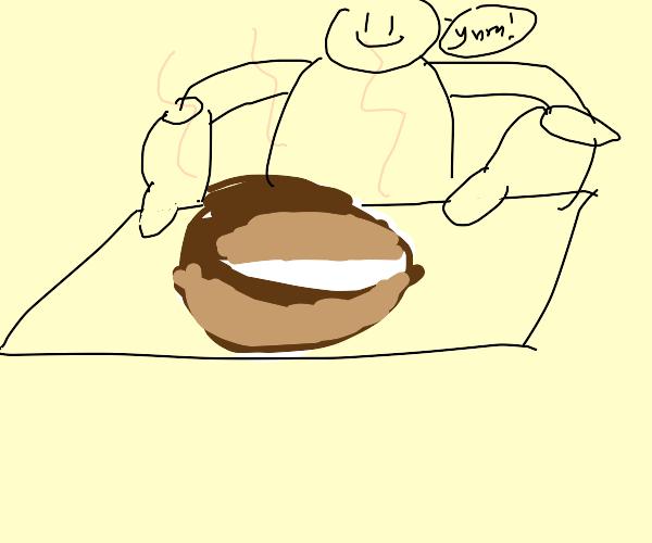 baked (stuffed?) potato