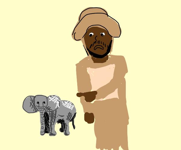 Giant Zoologist