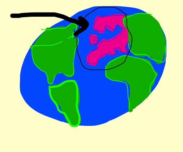 pink Europe