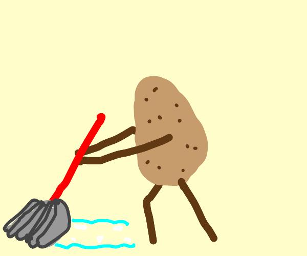Potato janitor