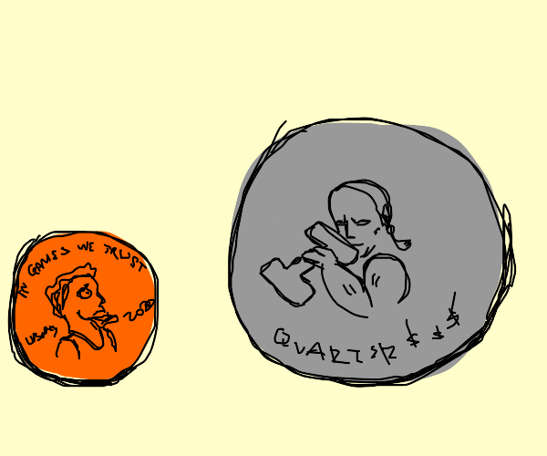 buff coin weightlifting
