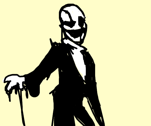 undertale drawing that isnt sans for once