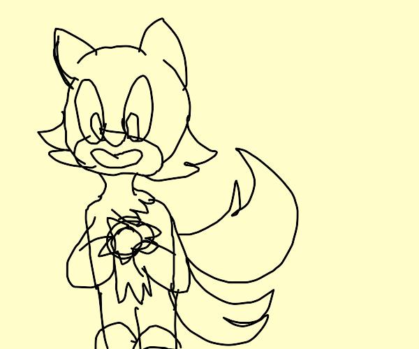 Tails got an Award