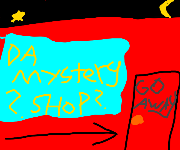 Mysterious Store