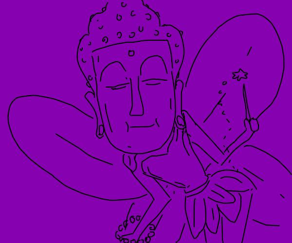 Buddha pixie