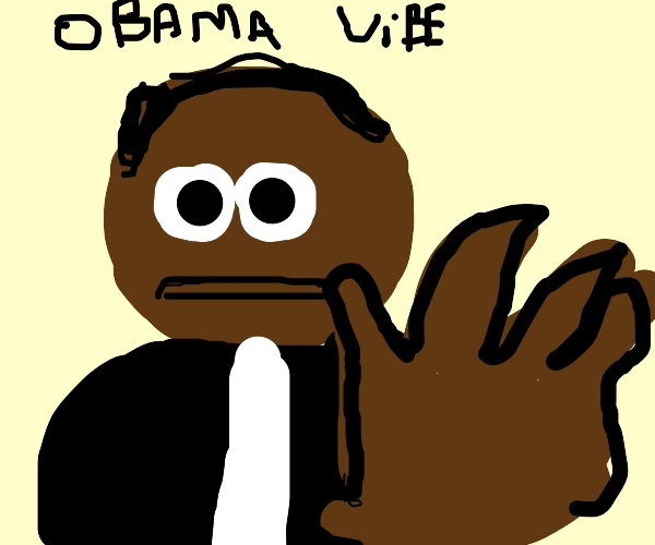 vote obama or be vibe checked