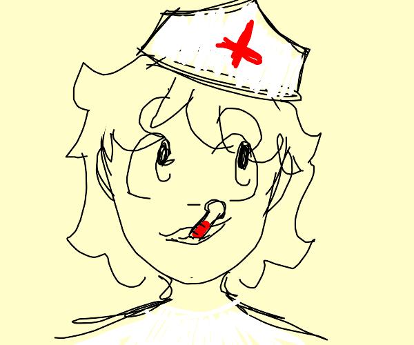 Thermometer Nurse