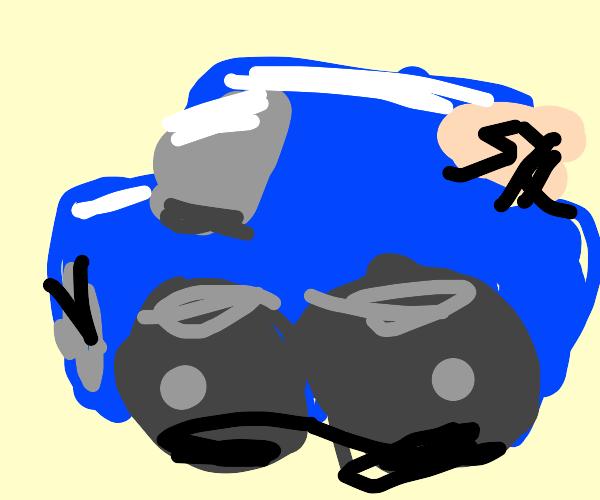 a $5 car