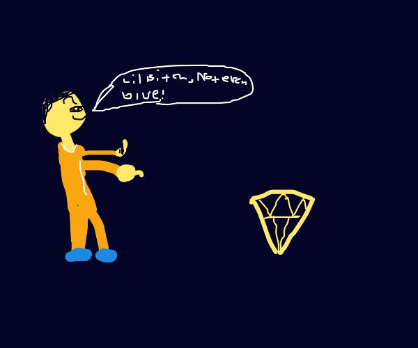 Kid in yoga suit insults Yellow Diamond? (SU)