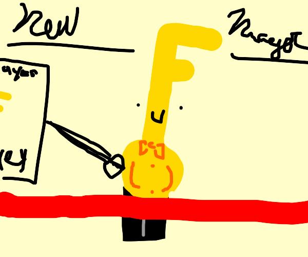 Key Mayor