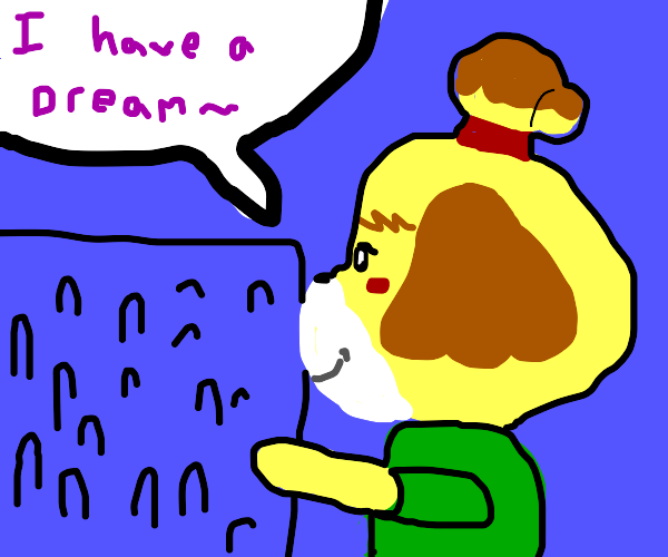 I, Isabelle, have a dream! [Bell Experience]