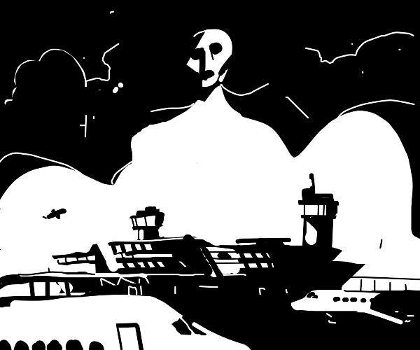 Airport God