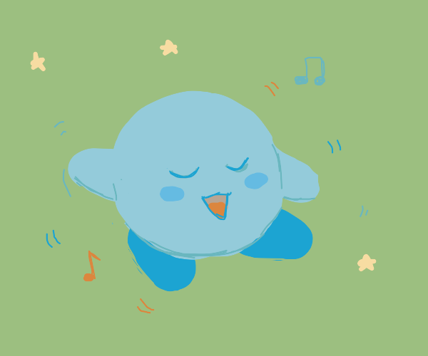 Kirby Dancing