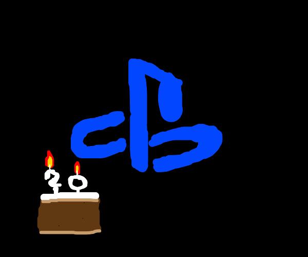Happy 20th Anniversary, PS2