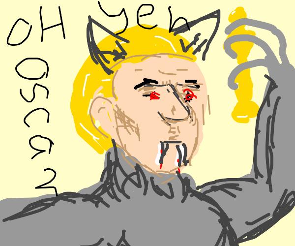 Leonardo DiCaprio is a werewolf