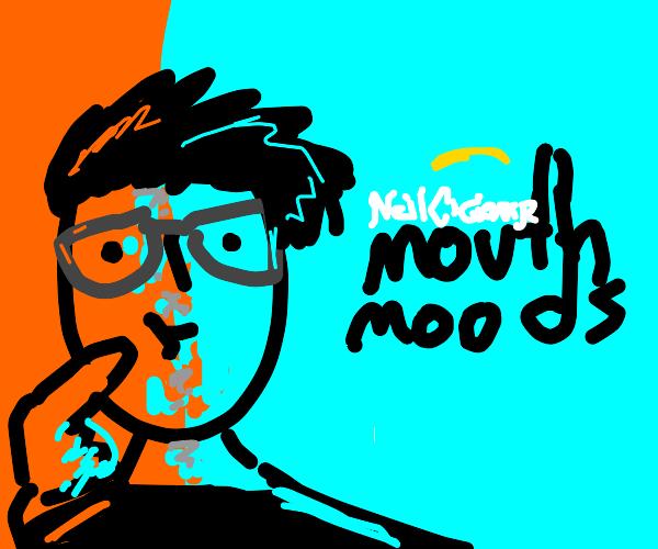 MOUTH by Neil Cicierega
