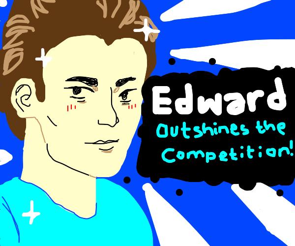 Edward Cullen for Smash Bros.