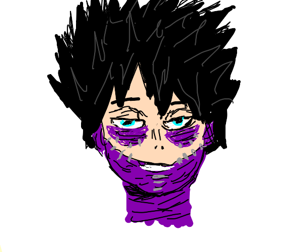 That Character From MHA that has Stitches
