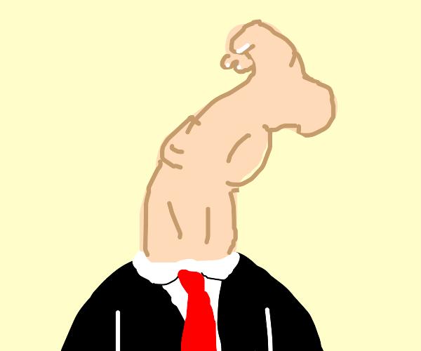 LEg face