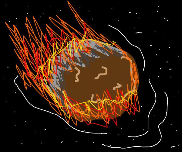 Asteroid zoooom!