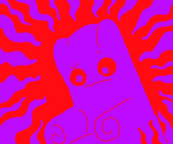 Anxious chair