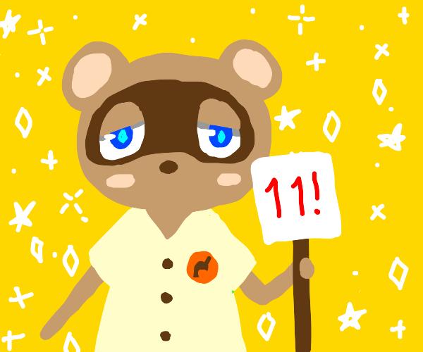 11 days till the new animal crossing