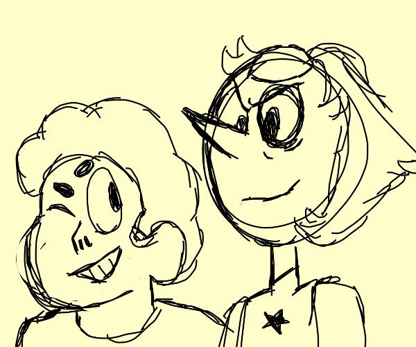 Pearl hates Steven