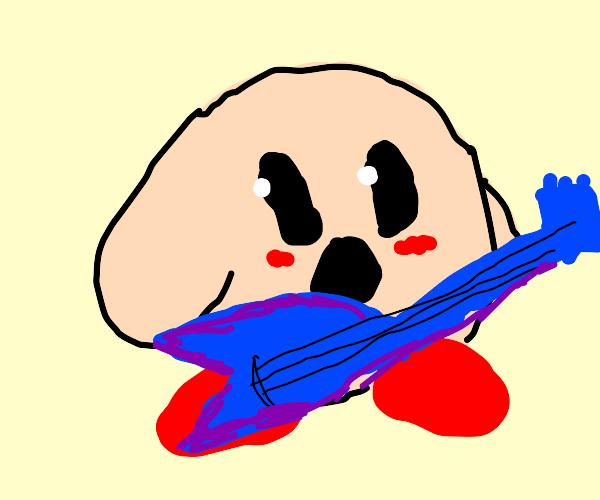 Kirby Rocks