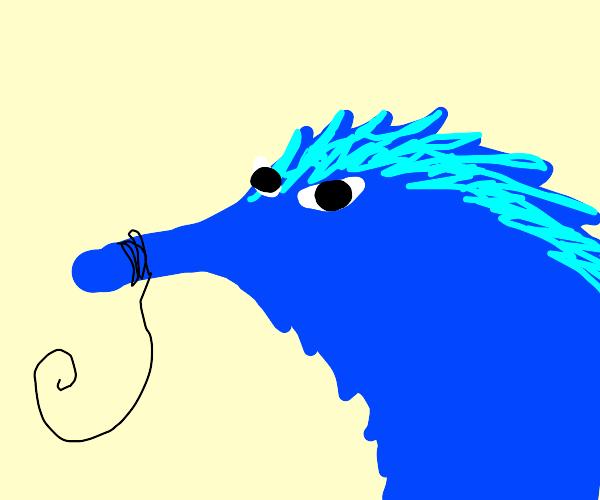 Very Angry Worm